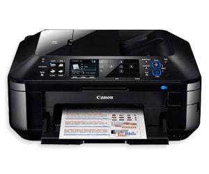 Canon PIXMA MX882 Scanner