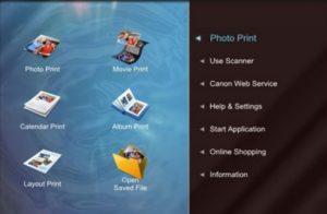 Canon Solution Menu EX for Mac and Windows – Canon Printer