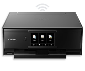 Canon PIXMA TS9120 Wireless Setup