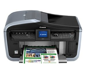Canon PIXMA MP830 Scanner