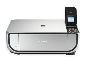 Canon PIXMA MP520 Scanner