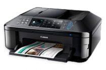 MX712 Scanner